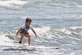 kids surf lessons in Jaco Costa Rica