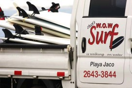 surfboard rental in Jaco Costa Rica